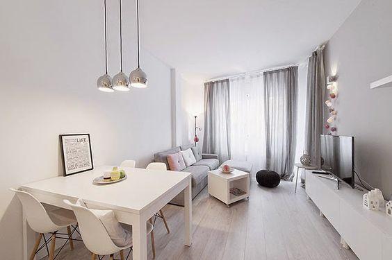 Salones n rdicos vs salones vintage for Muebles de salon nordicos