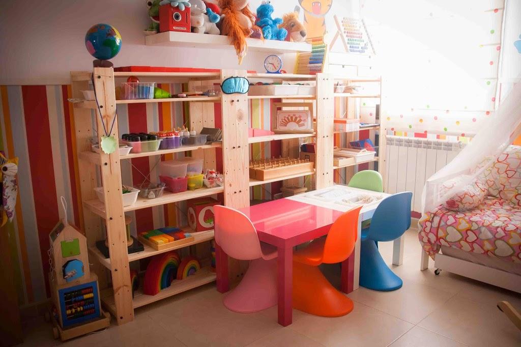 Como Debe Ser Una Habitacion Infantil De 3 A 6 Anos Segun El Metodo