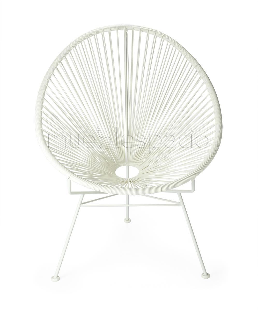 Sillas de diseo baratas las mejores sillas plegables para - Silla acapulco ikea ...