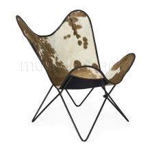 Sub foto Silla Butterfly chair marron