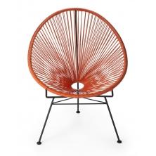 Sillas acapulco baratas sillas de dise o mueblespacio for Sillas naranjas baratas