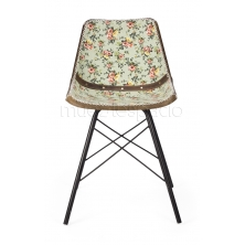 Foto principal Silla Leather Flower