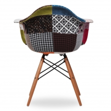 Sub foto Sillón Patchwork limit