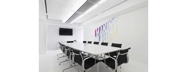 Cmo decorar una sala de reuniones para el xito de tu negocio