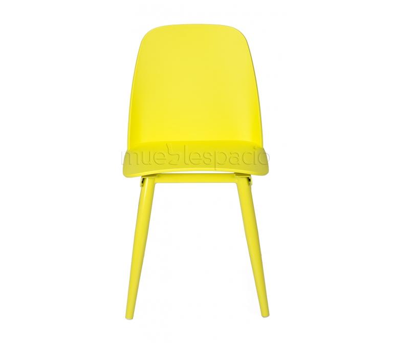 Silla dise o estilo n rdico mueblespacio for Mobiliario nordico online