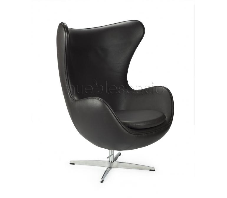 Comprar sillones modern classic sill n egg chair piel - Sillon egg precio ...