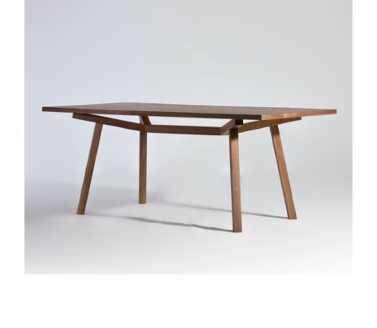 Comprar mesas mesa dix madera de dise o mueblespacio - Mesa madera diseno ...