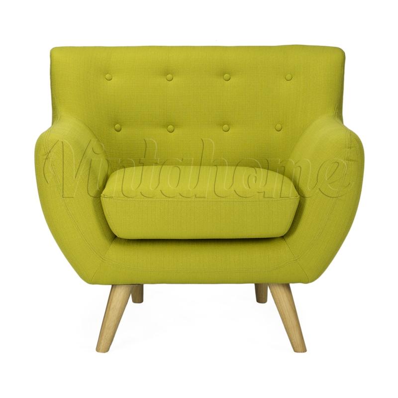 Comprar sill n n rdico n daro 1 plaza colores verde for Sillon de 1 plaza