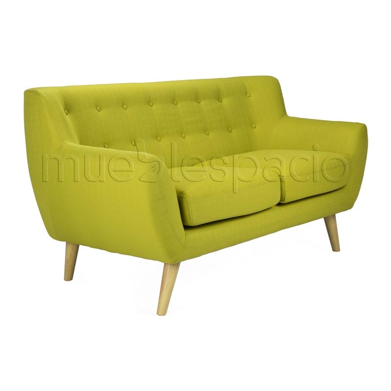 Comprar sill n n rdico n daro 2 plazas colores gris topo - Sillon nordico ...