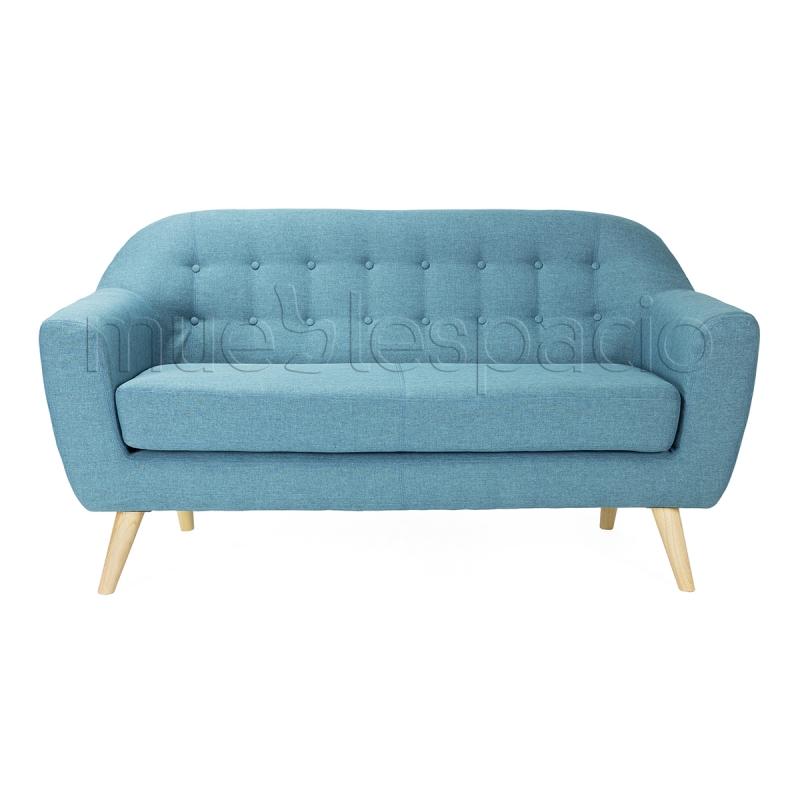 Sofa nordico 2 plazas | Mueblespacio