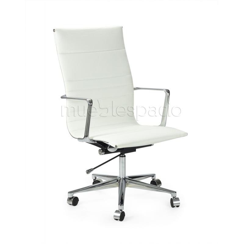 Silla Oficina Andrea Colores: Blanco de diseño