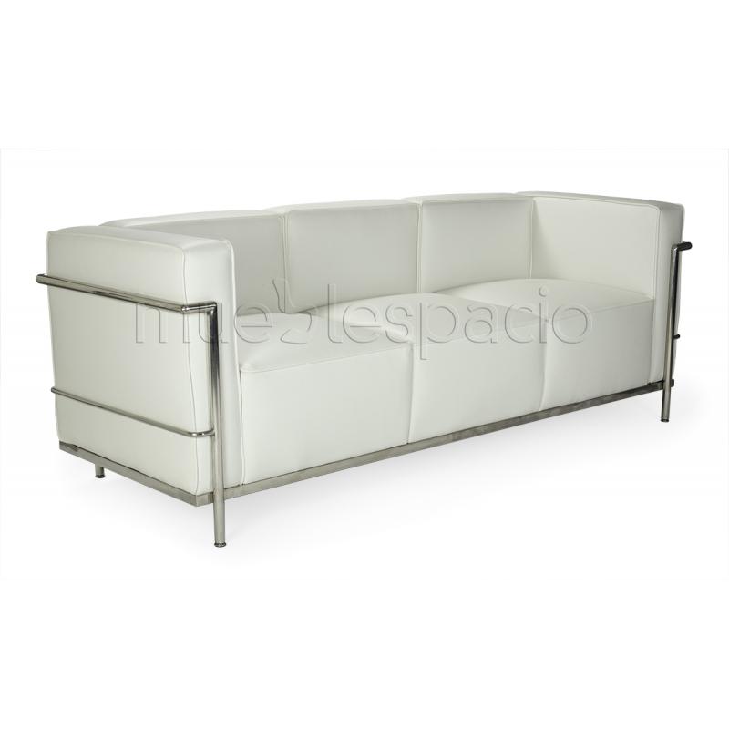 Sofa gran lecor 3 plazas de dise o estilo vintage industrial for Sofa gran confort precios