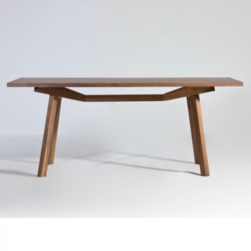 Comprar mesas mesa dix madera de dise o mueblespacio - Mesas madera diseno ...