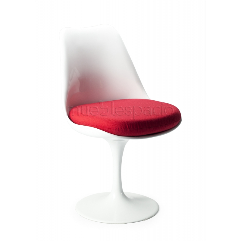 Comprar sillas r plica tulip chair de dise o mueblespacio for Replicas mobiliario diseno