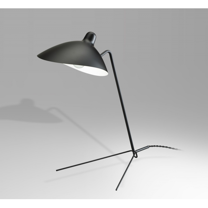 l mpara de mesa serge mouille mueblespacio. Black Bedroom Furniture Sets. Home Design Ideas
