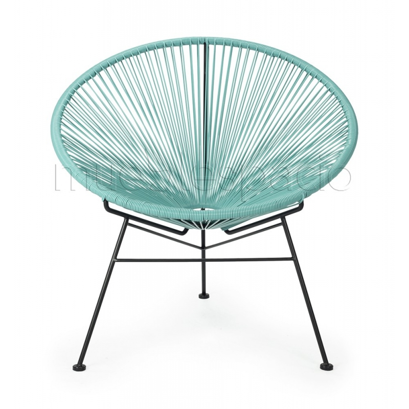 Comprar silla acapulco round colores verde lima ref - Sillas de colores ...