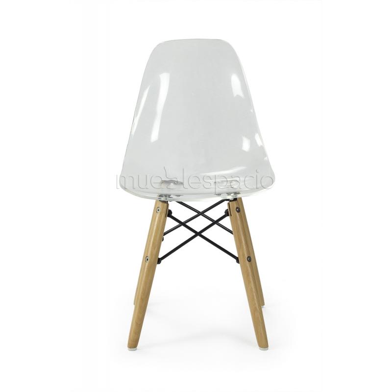 Comprar silla baby acrilico colores transparente ref ac for Sillas de acrilico