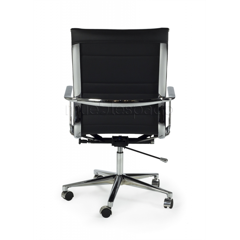 Comprar silla oficina andrea colores negro ref 600a for Sillas de oficina diseno