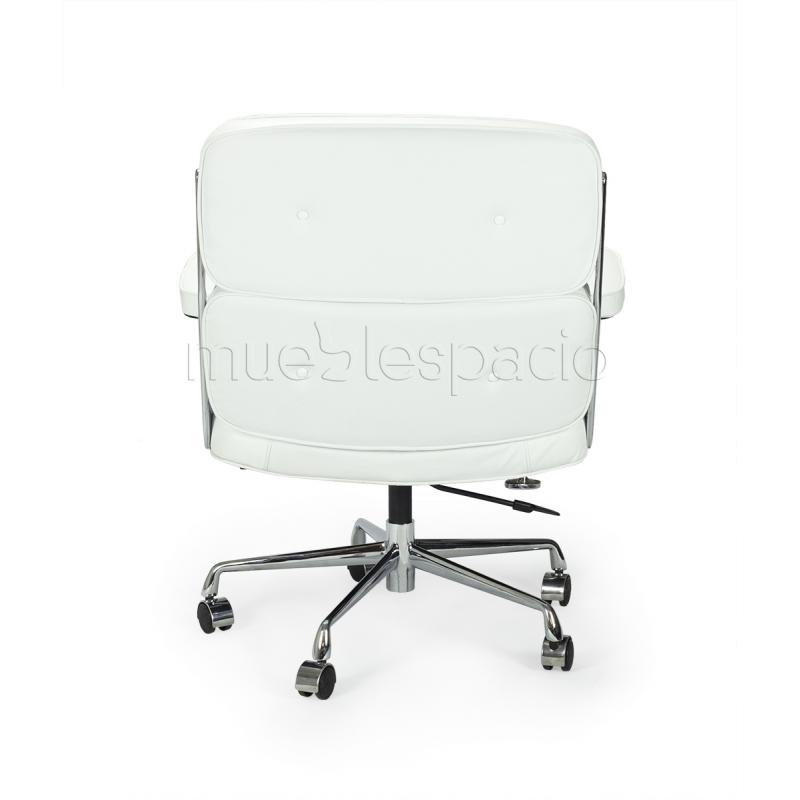Lobby chair de eames mueblespacio for Silla oficina diseno