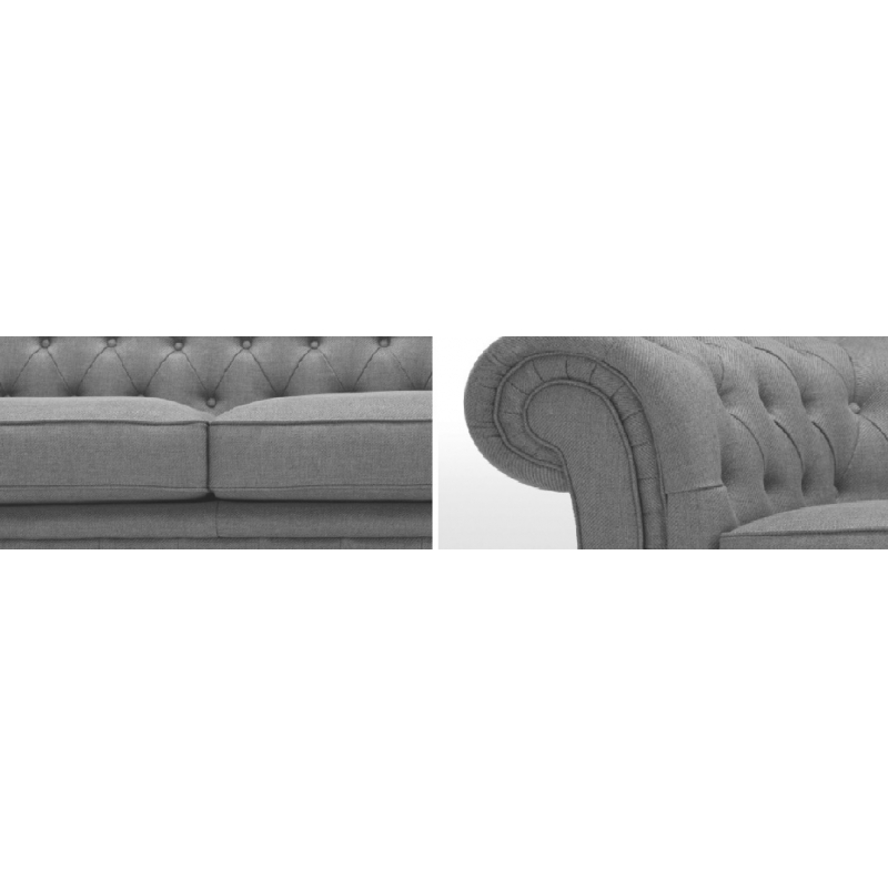 Sofa chester 3plazas de dise o estilo vintage industrial for Comprar sofa chester barato
