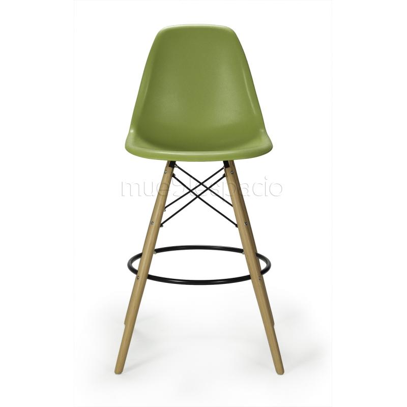 Comprar taburete plastic madera 70 colores gris topo ref pc 016 - Taburetes online ...